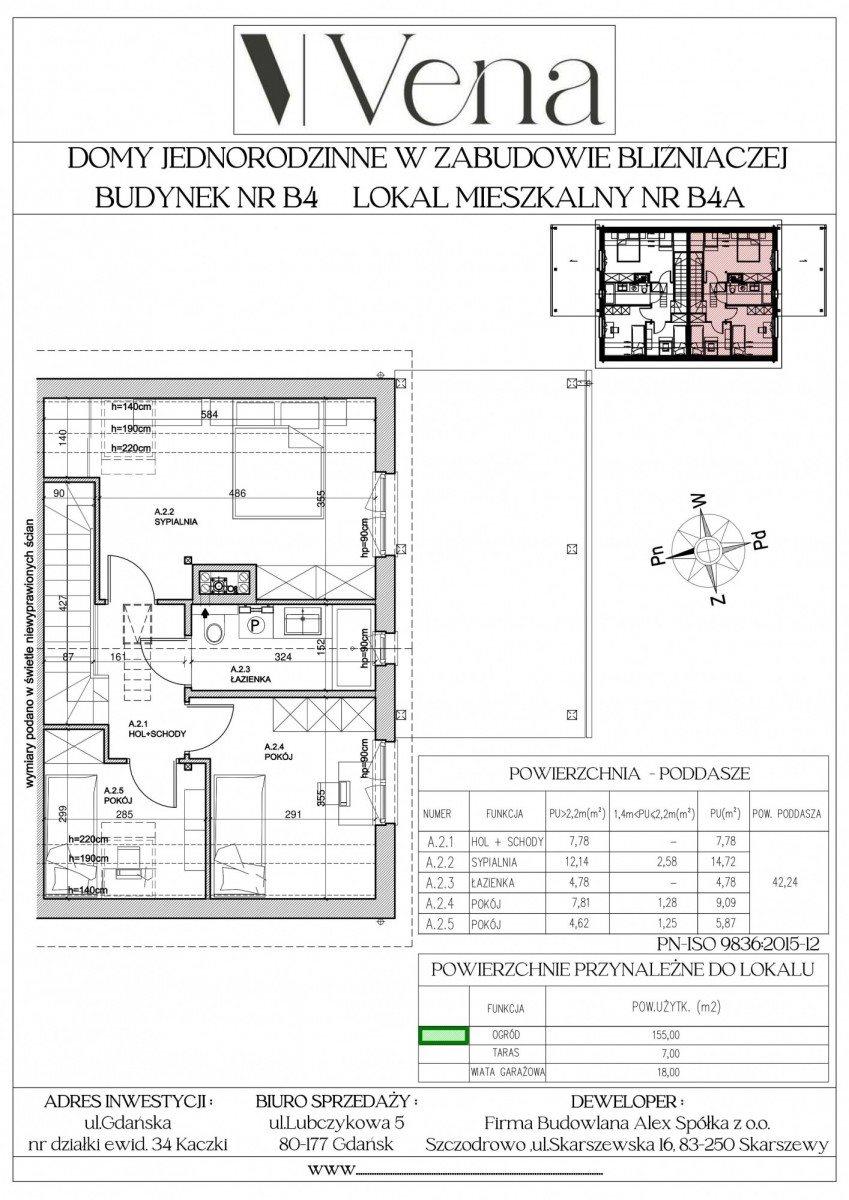 Dom na sprzedaż Kaczki  101m2 Foto 3
