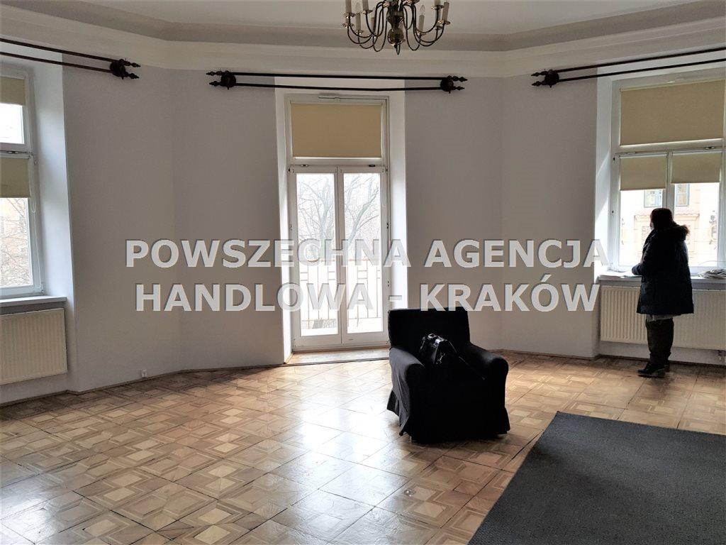 Mieszkanie dwupokojowe na sprzedaż Kraków, Stare Miasto  68m2 Foto 2