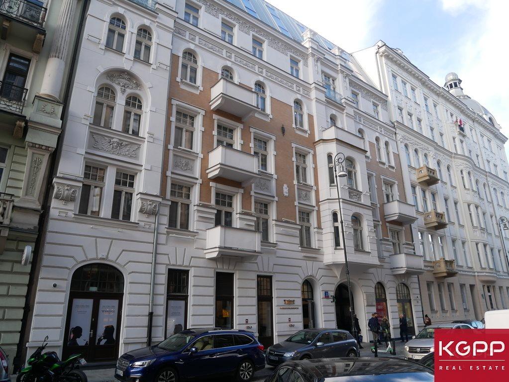 Lokal użytkowy na wynajem Warszawa, Śródmieście, Śródmieście Południowe, Poznańska  112m2 Foto 1
