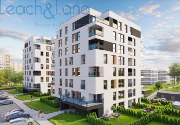 Mieszkanie trzypokojowe na sprzedaż Katowice, Dolina Trzech Stawów  52m2 Foto 3