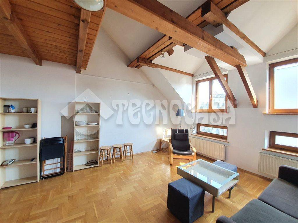 Mieszkanie trzypokojowe na wynajem Kraków, Stare Miasto, Dwernickiego  52m2 Foto 3