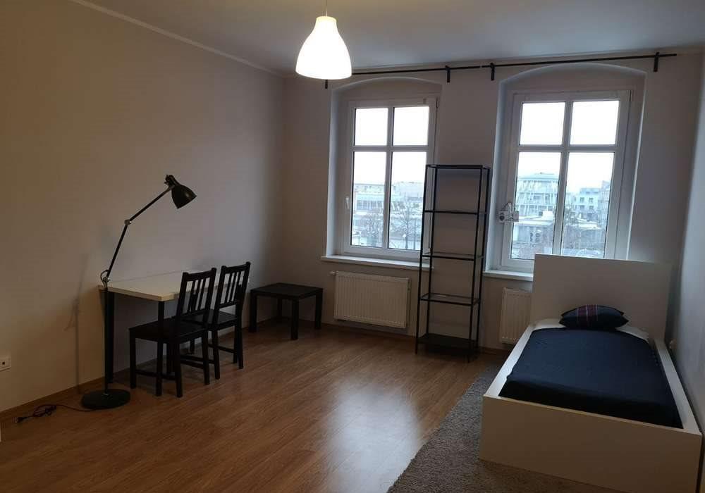 Mieszkanie czteropokojowe  na wynajem Poznań, Wilda, poznań  100m2 Foto 1