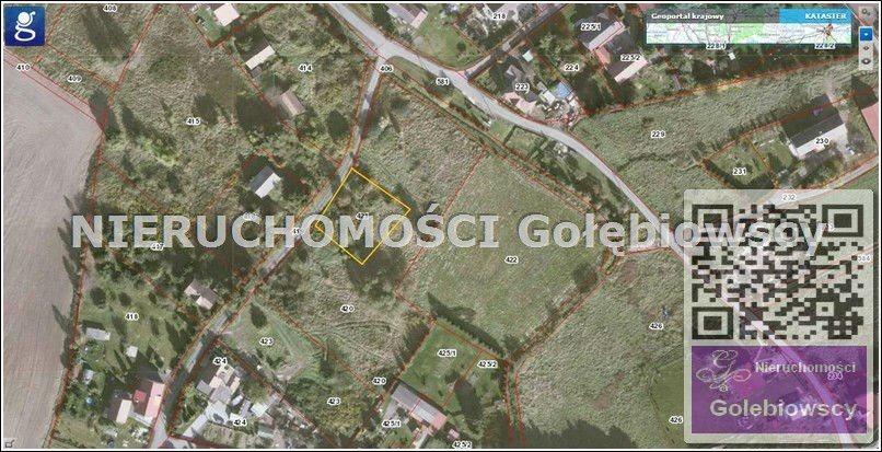 Działka inna na sprzedaż Jerzmanki  854m2 Foto 1