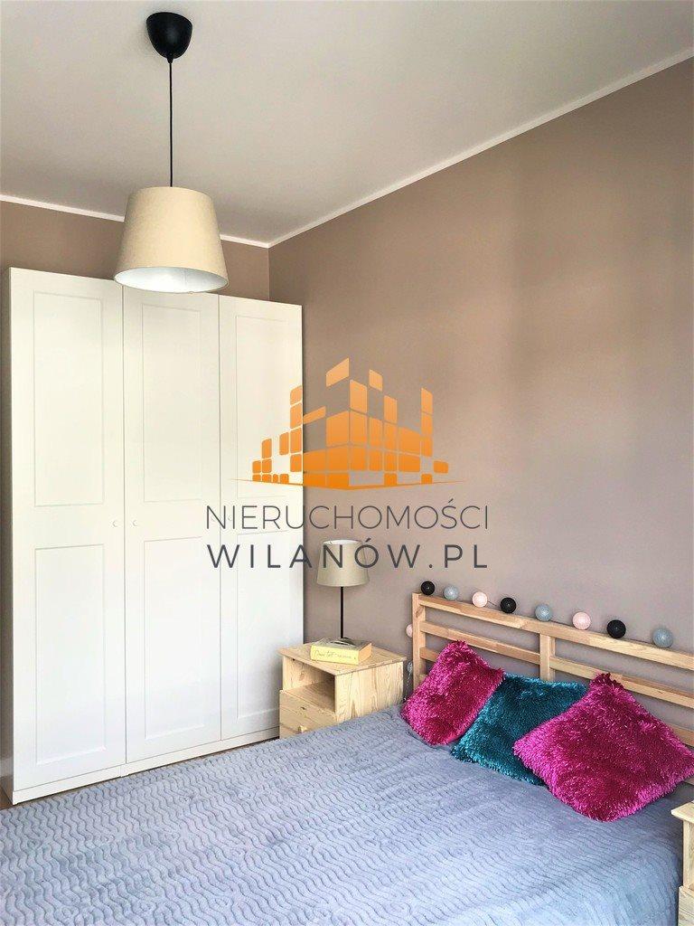 Mieszkanie dwupokojowe na wynajem Warszawa, Wilanów, Sarmacka  43m2 Foto 7