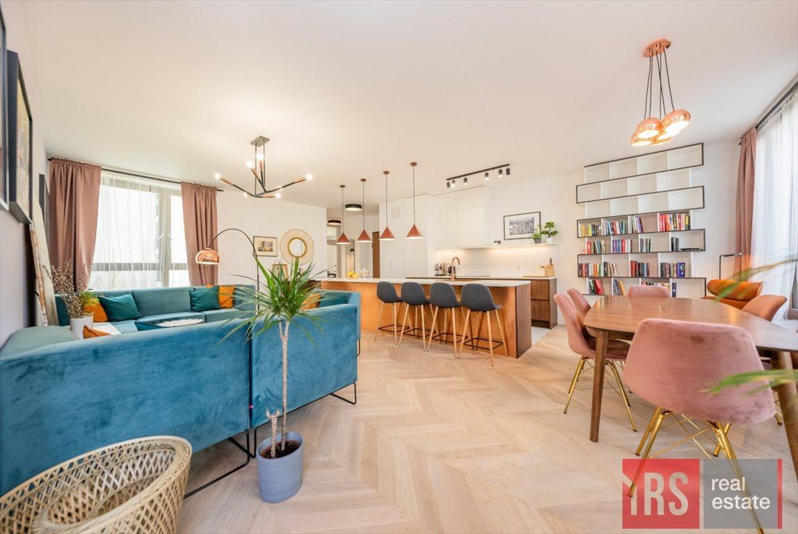Mieszkanie trzypokojowe na sprzedaż Warszawa, Wola, Krochmalna  81m2 Foto 9