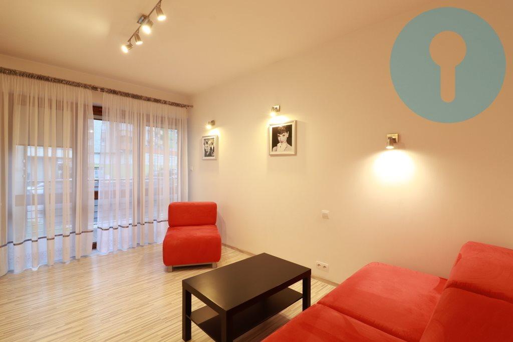 Mieszkanie trzypokojowe na wynajem Kielce, Os. Słoneczne Wzgórze, Gabrieli Zapolskiej  53m2 Foto 2
