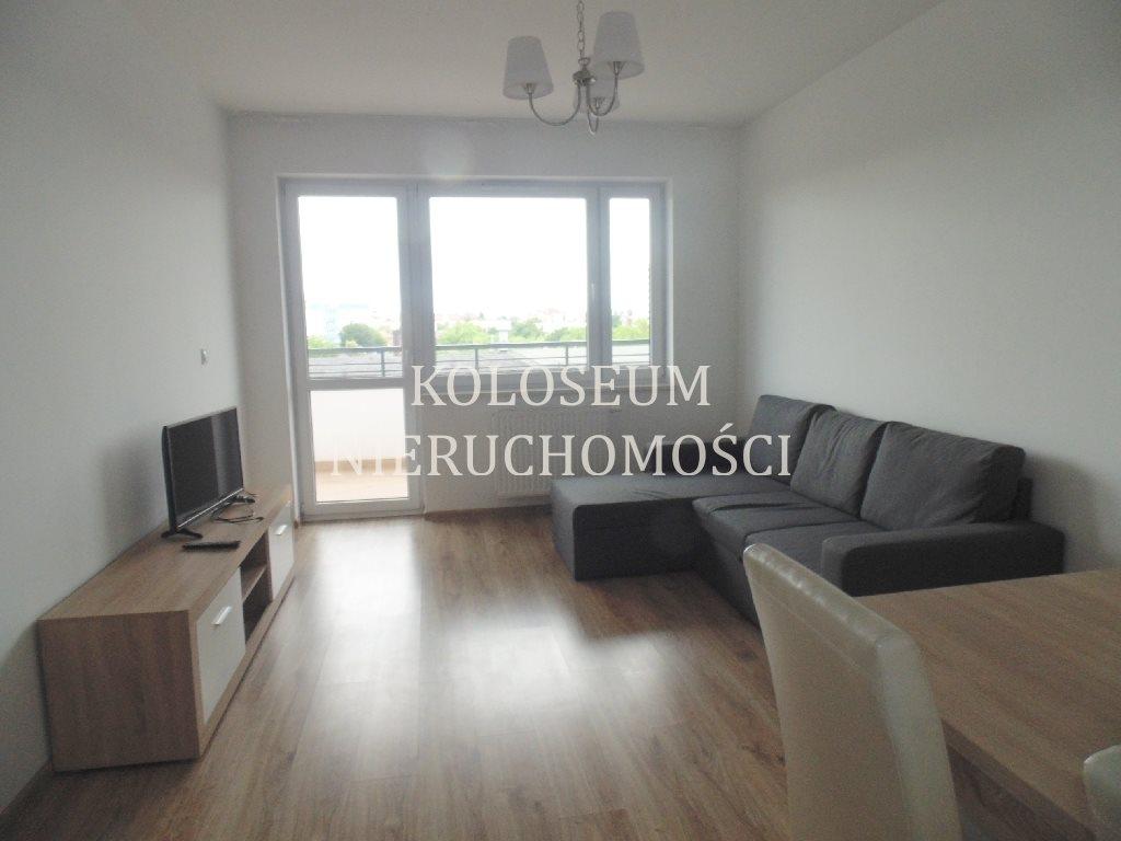 Mieszkanie dwupokojowe na wynajem Toruń, Strefa Czasu  38m2 Foto 2