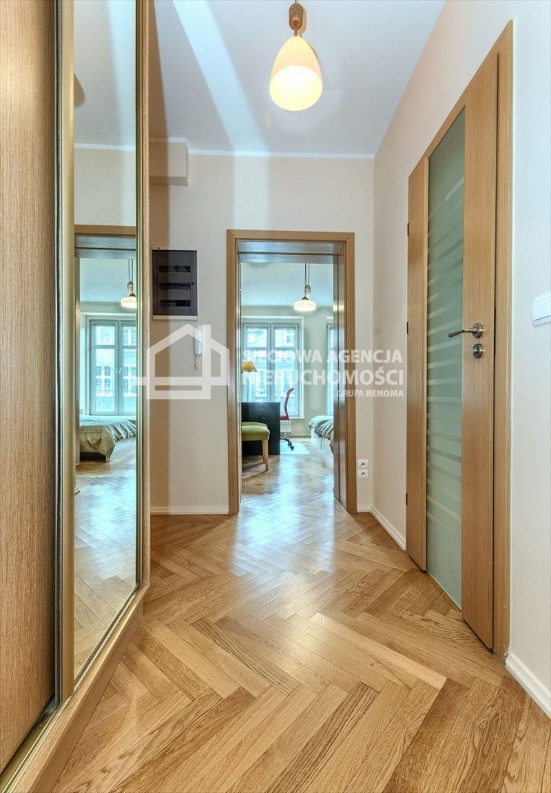Mieszkanie dwupokojowe na wynajem Gdańsk, Śródmieście, Ogarna  44m2 Foto 11