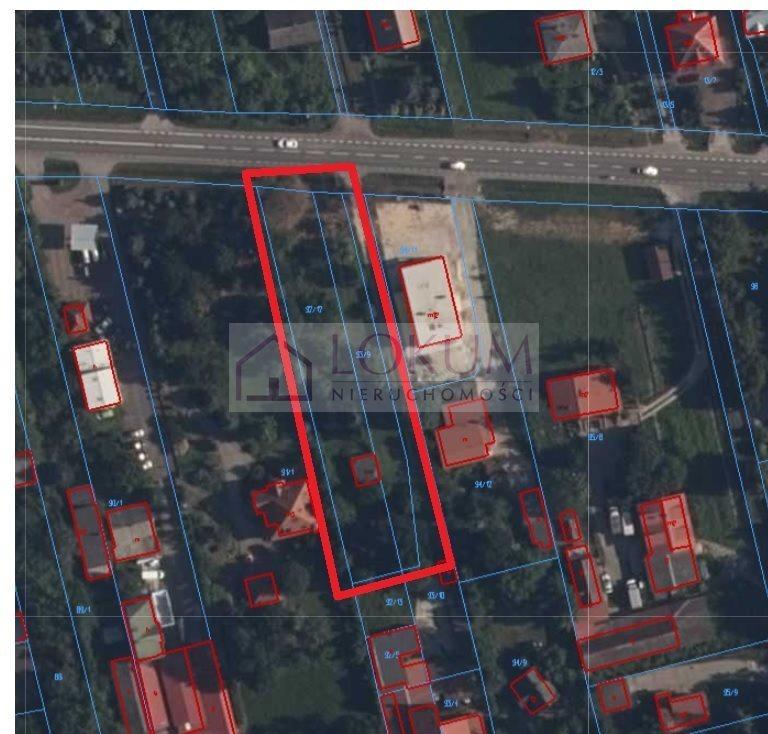 Działka budowlana na sprzedaż Antoniówka  1832m2 Foto 6