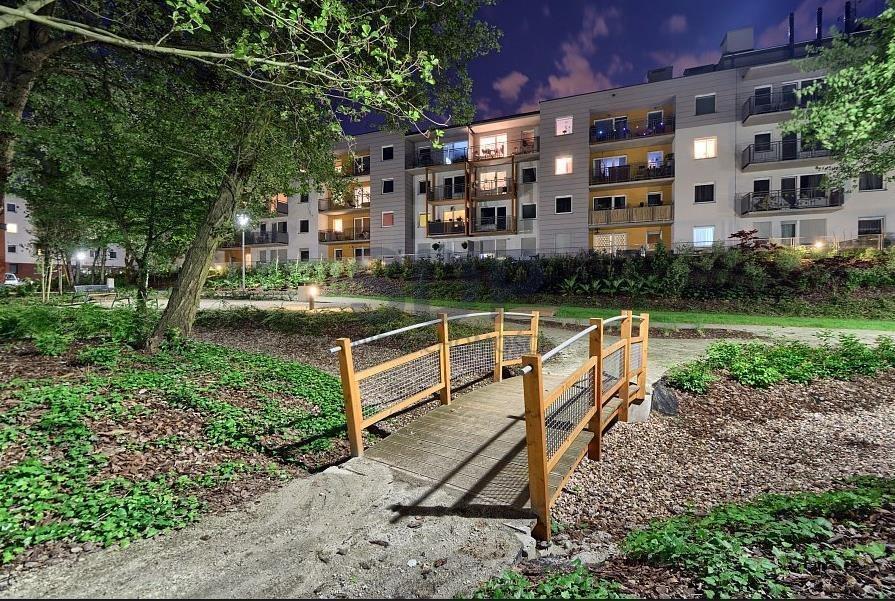 Mieszkanie dwupokojowe na sprzedaż Wrocław, Psie Pole, Swojczyce, Bacciarellego  34m2 Foto 2