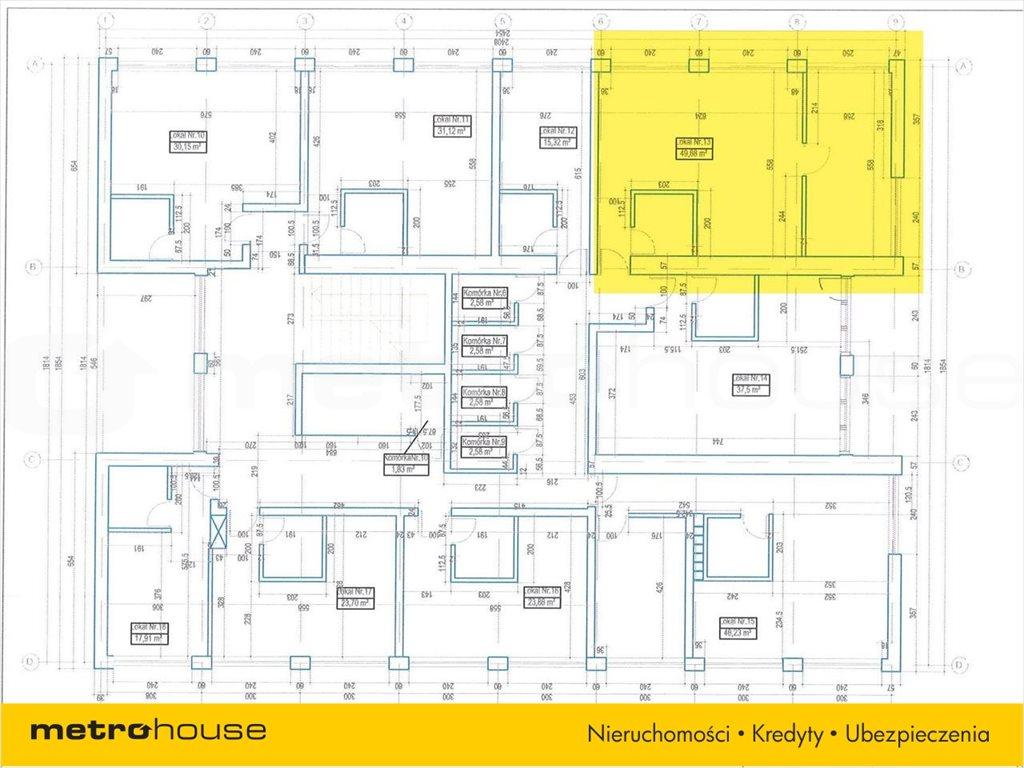 Mieszkanie dwupokojowe na sprzedaż Nowy Sącz, Nowy Sącz, Zielona  50m2 Foto 7