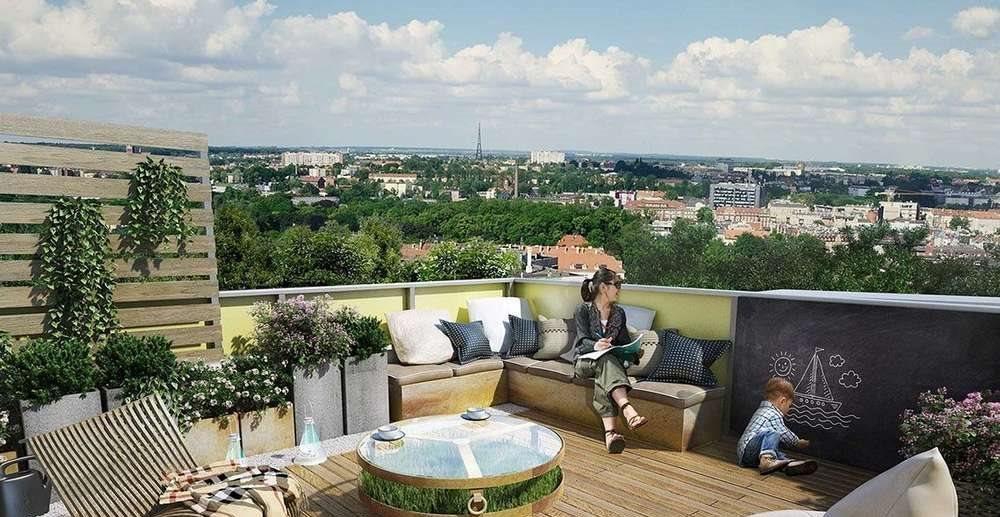 Mieszkanie dwupokojowe na sprzedaż Gliwice, Śródmieście  35m2 Foto 4