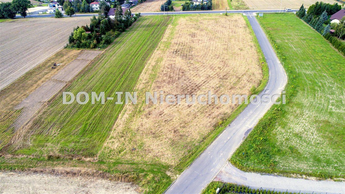 Działka budowlana na sprzedaż Gorzyczki, Raciborska  6600m2 Foto 8