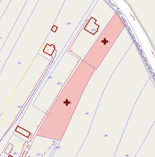 Działka budowlana na sprzedaż Przewrotne  3300m2 Foto 2
