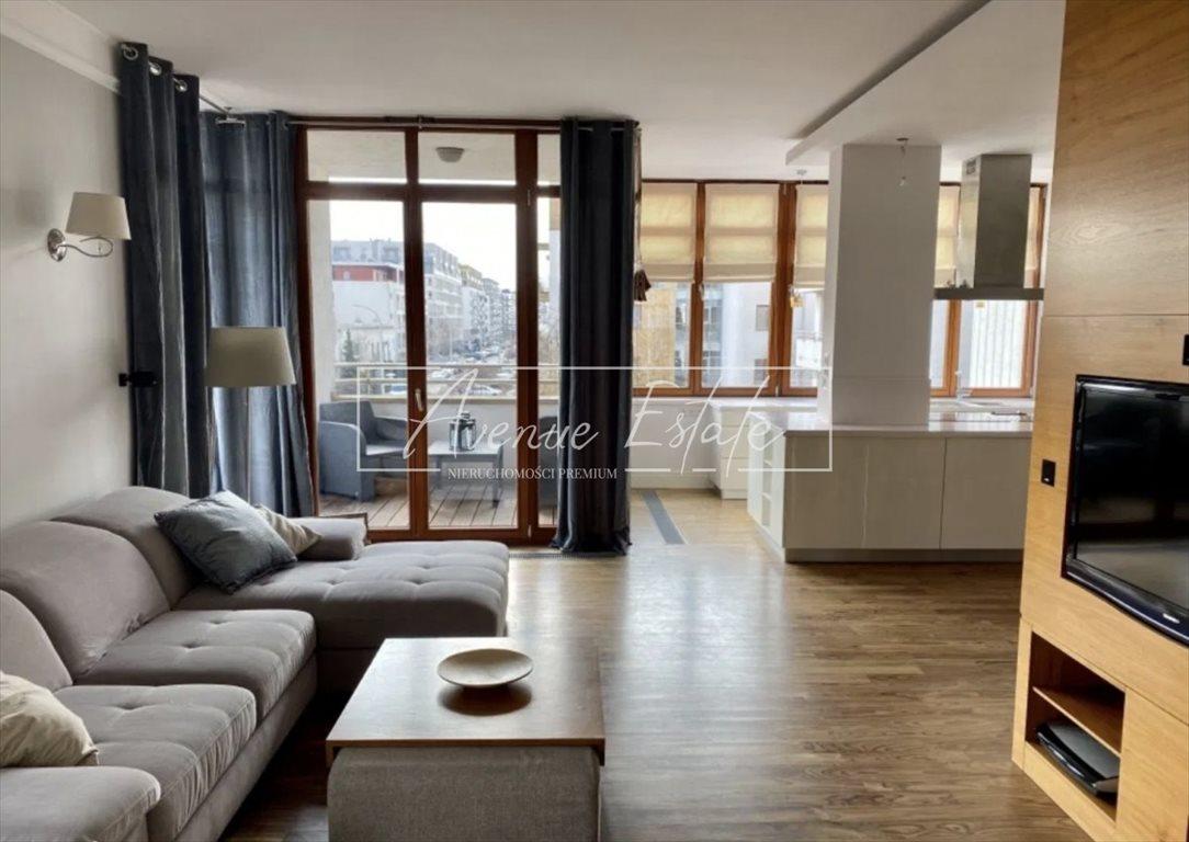 Mieszkanie trzypokojowe na wynajem Warszawa, Mokotów Wyględów  110m2 Foto 1