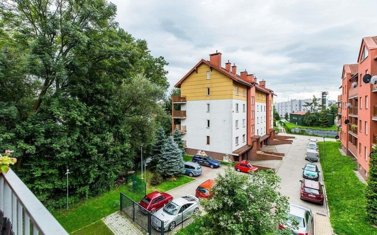 Mieszkanie trzypokojowe na sprzedaż Kraków, Wzgórza Krzesławickie, Kantorowicka  54m2 Foto 12