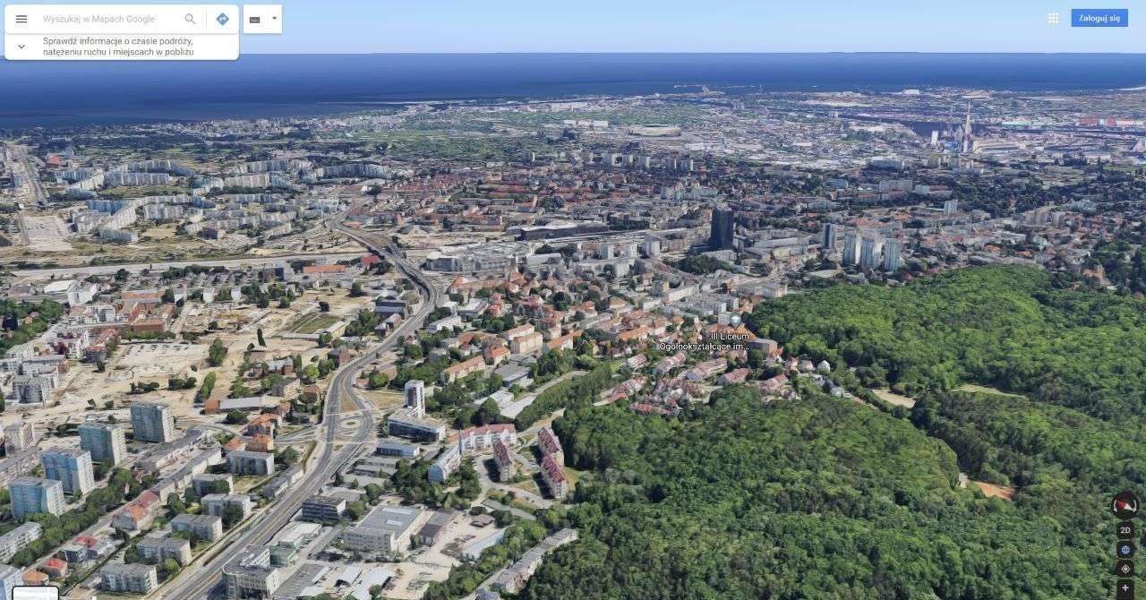 Działka budowlana na sprzedaż Gdańsk, Wrzeszcz, gdańsk  27864m2 Foto 4