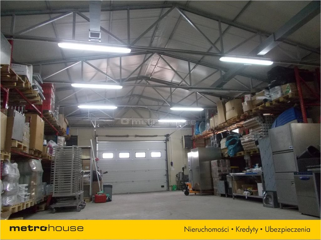 Lokal użytkowy na sprzedaż Okuniew, Halinów  800m2 Foto 3