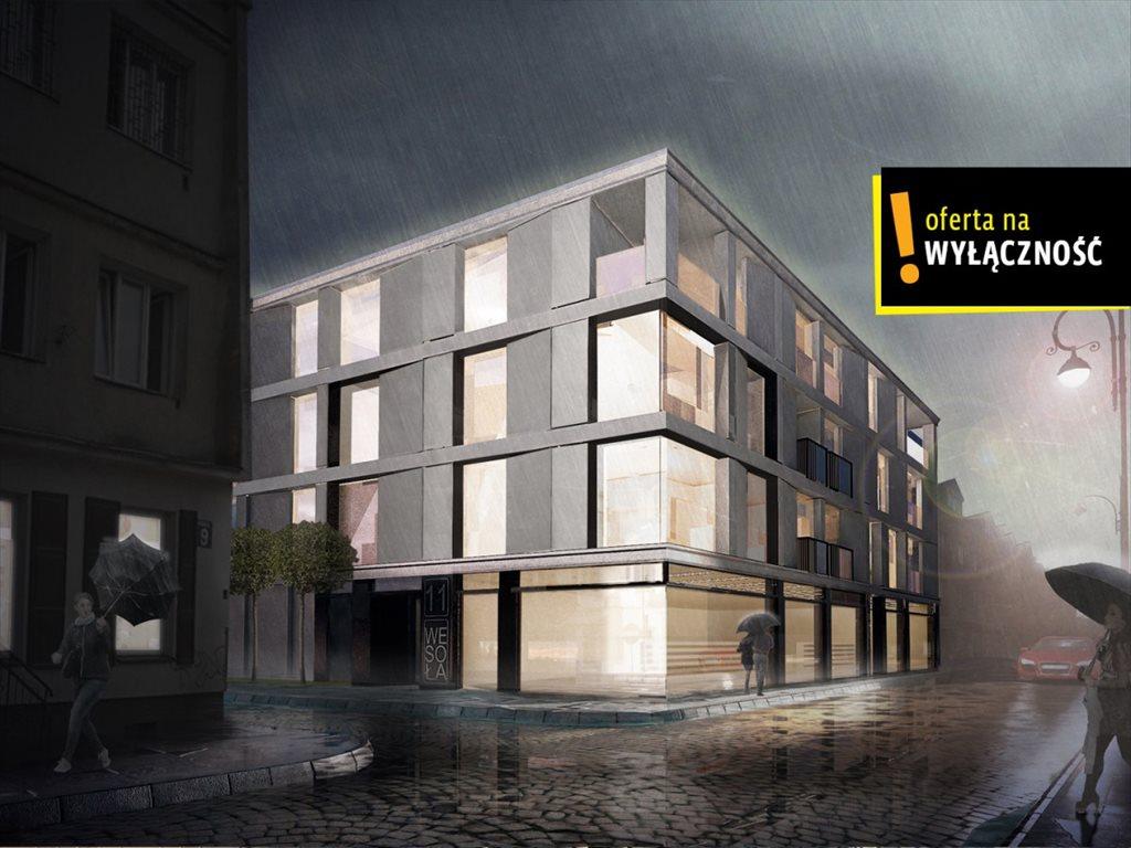 Lokal użytkowy na sprzedaż Kielce, Centrum, Wesoła  36m2 Foto 5