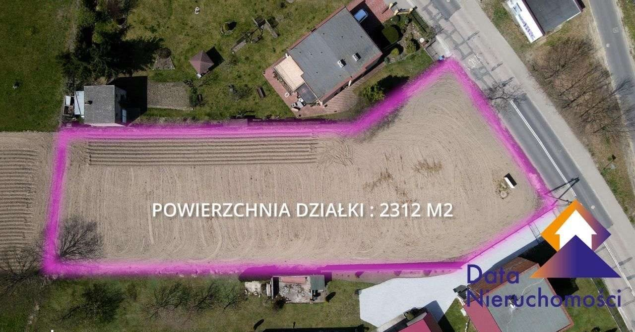 Działka inna na sprzedaż Poznań, Nowe Miasto, poznań  2312m2 Foto 1