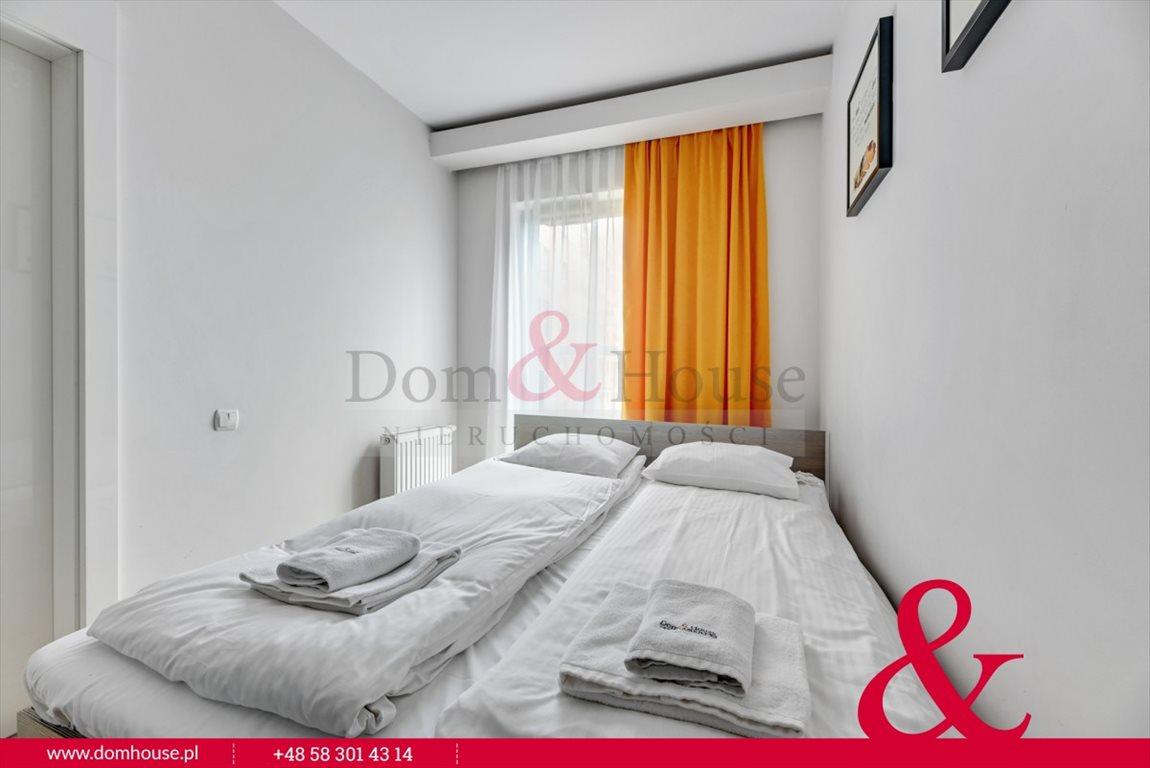 Mieszkanie dwupokojowe na wynajem Gdańsk, Śródmieście, Szafarnia  40m2 Foto 4