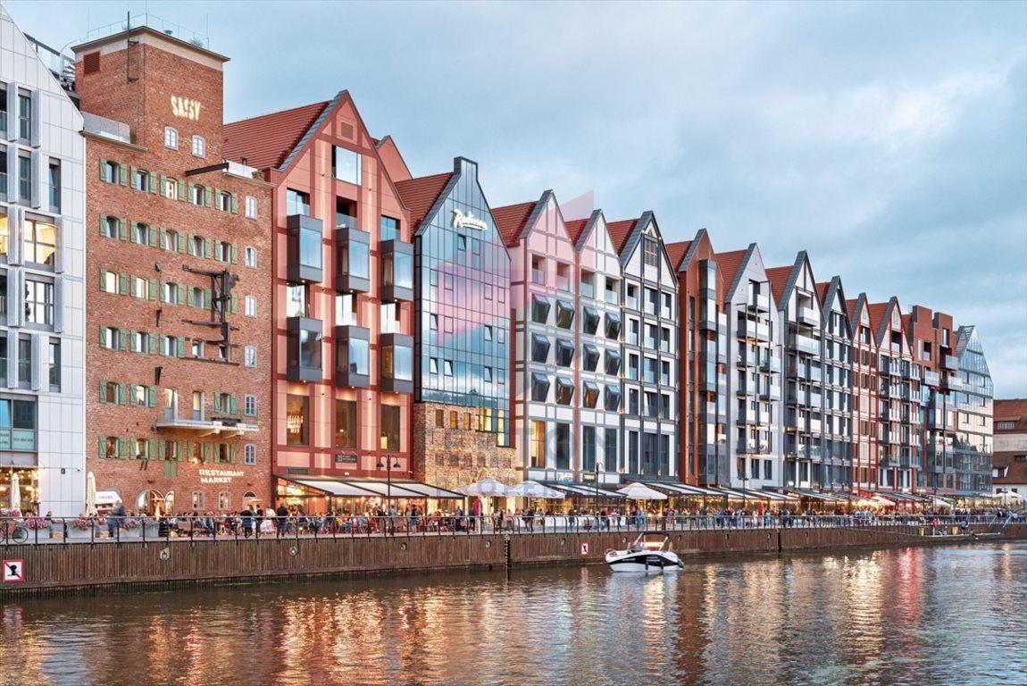 Mieszkanie dwupokojowe na sprzedaż Gdańsk, Śródmieście, Chmielna  46m2 Foto 2