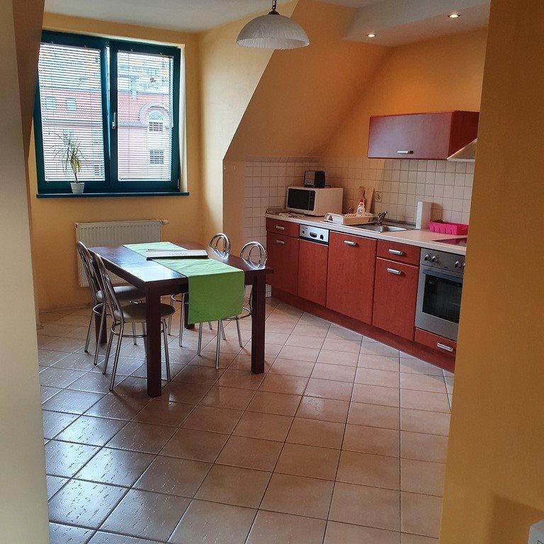 Mieszkanie trzypokojowe na wynajem Szczecin, Stare Miasto  90m2 Foto 2