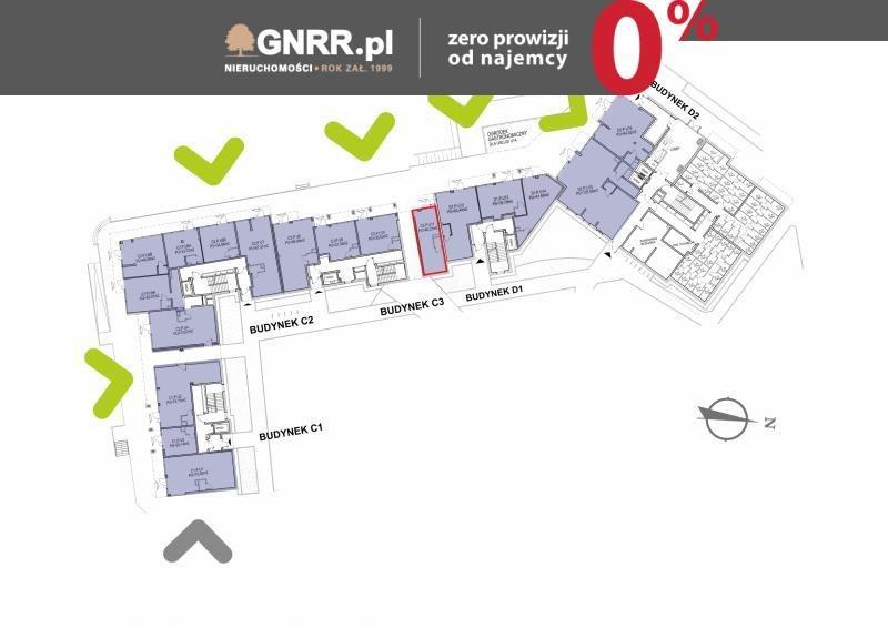 Lokal użytkowy na wynajem Gdańsk, PRZYMORZE, OBROŃCÓW WYBRZEŻA  60m2 Foto 1