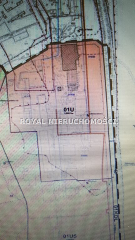 Działka inwestycyjna na sprzedaż Katowice, Murcki, Leśników  6333m2 Foto 4