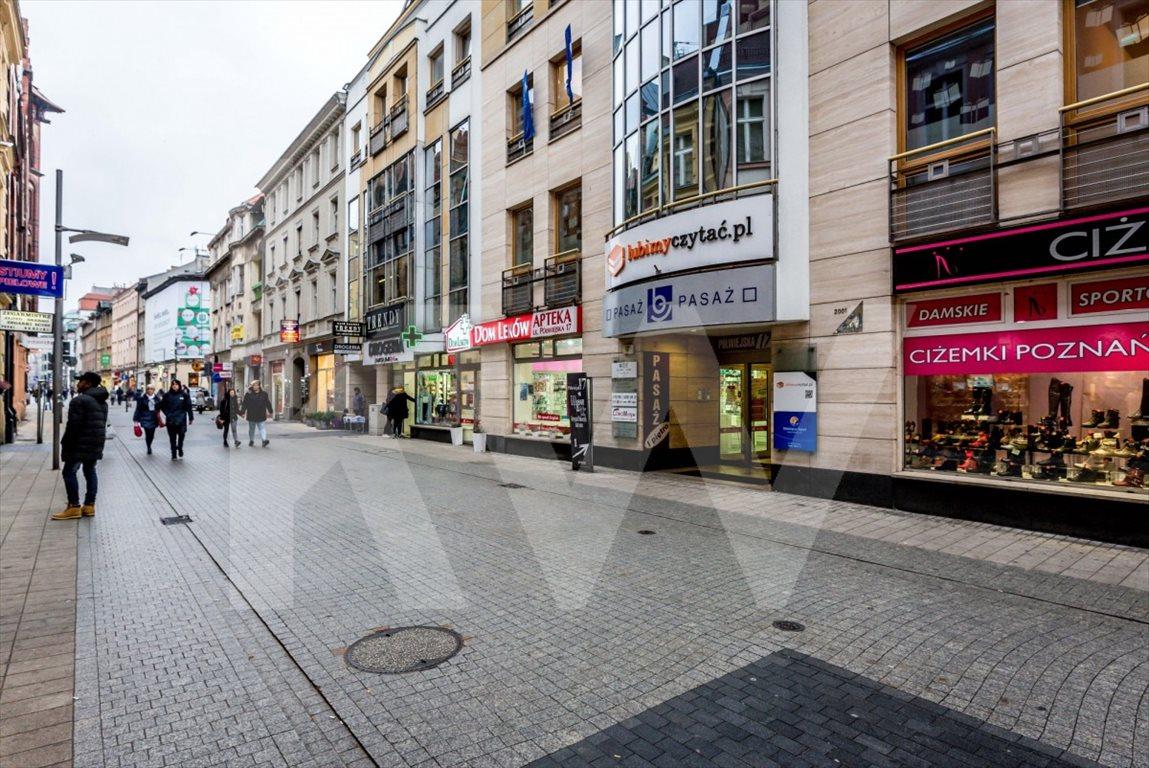 Lokal użytkowy na sprzedaż Poznań, Stare Miasto, Półwiejska  42m2 Foto 1