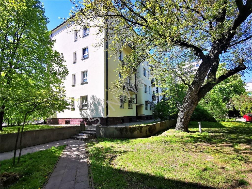 Mieszkanie trzypokojowe na sprzedaż Warszawa, Śródmieście, Belwederska  72m2 Foto 2