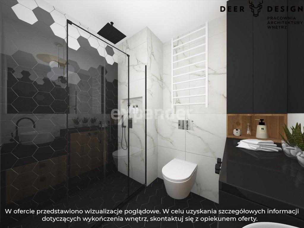 Mieszkanie trzypokojowe na sprzedaż Warszawa, Mokotów Wierzbno  62m2 Foto 5