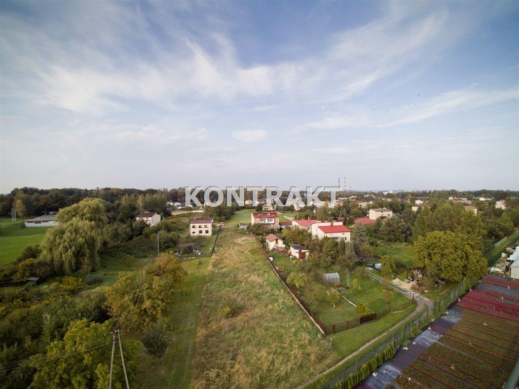 Działka budowlana na sprzedaż Oświęcim, Osiedle, Bema  1054m2 Foto 1