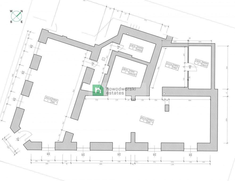 Lokal użytkowy na wynajem Kraków, Stare Miasto, Długa  148m2 Foto 1