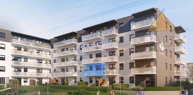 Mieszkanie dwupokojowe na sprzedaż Leszno, Ogrody  56m2 Foto 2
