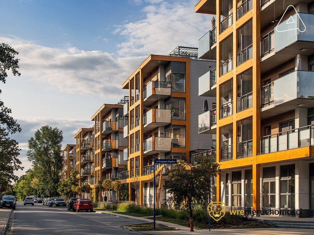 Mieszkanie trzypokojowe na sprzedaż Wrocław, Swojczyce, Marca Polo  65m2 Foto 4