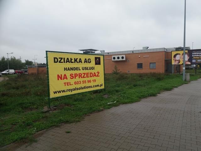 Działka komercyjna na sprzedaż Poznań, Ławica  5578m2 Foto 1