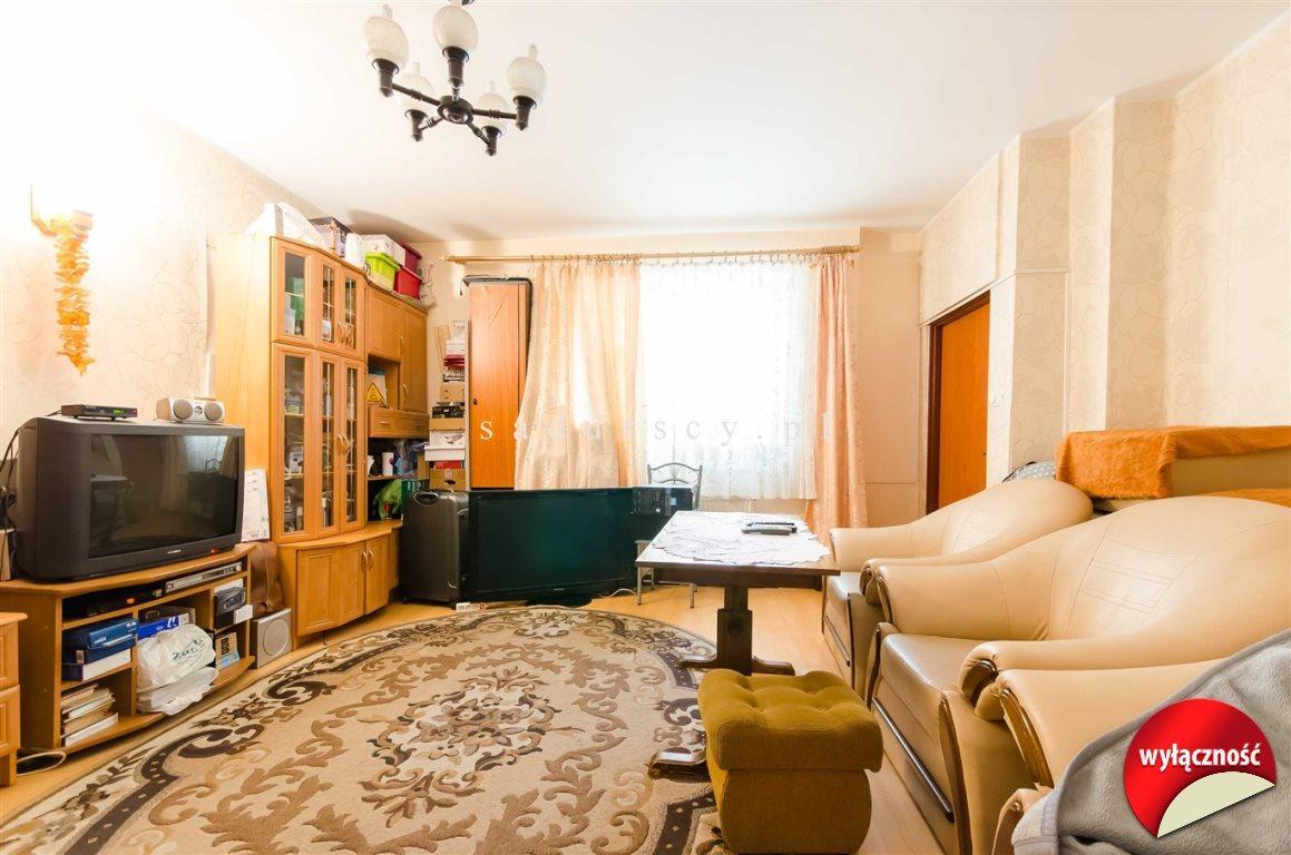 Mieszkanie dwupokojowe na sprzedaż Kraków, Bieżanów-Prokocim, Bieżanów, Bieżanowska  62m2 Foto 1