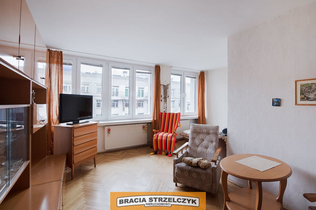Mieszkanie dwupokojowe na sprzedaż Warszawa, Śródmieście, Aleje Jerozolimskie  47m2 Foto 2