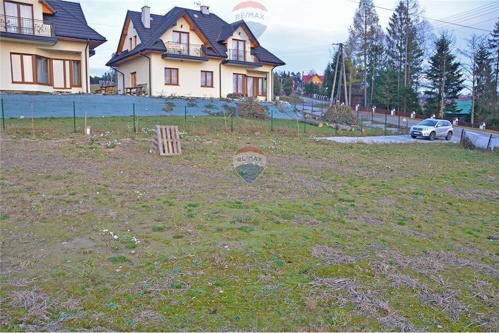 Działka komercyjna pod dzierżawę Czorsztyn  900m2 Foto 1