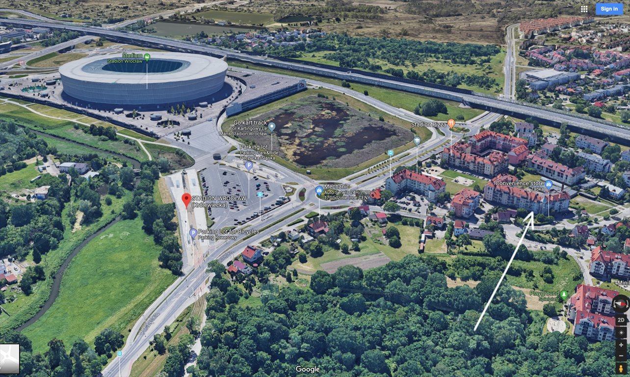 Mieszkanie dwupokojowe na sprzedaż Wrocław, Fabryczna, Maślice, Maślicka 2A  55m2 Foto 2