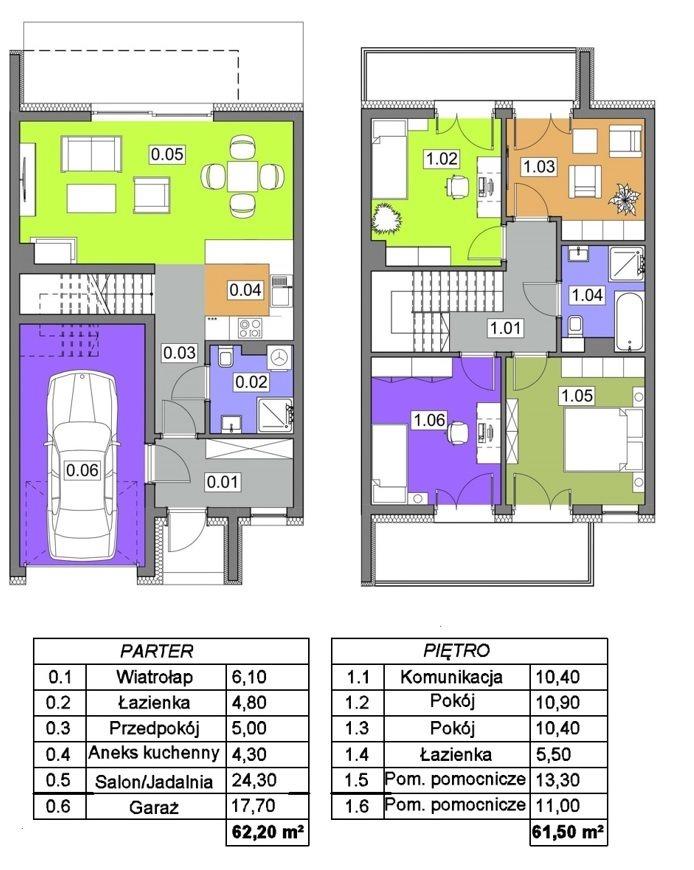 Dom na sprzedaż Krasne  124m2 Foto 5