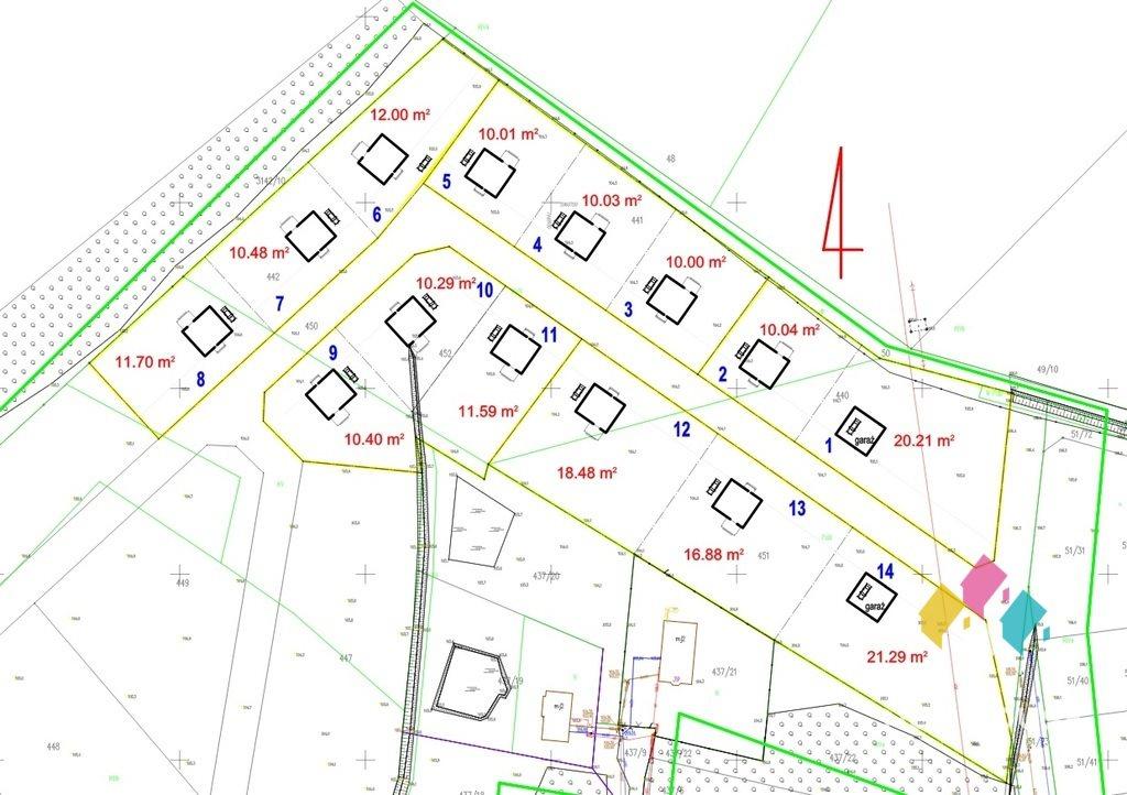 Działka budowlana na sprzedaż Rentyny  1000m2 Foto 3