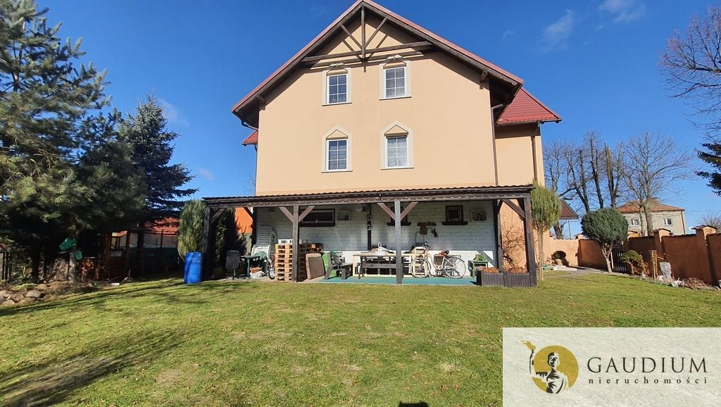Dom na sprzedaż Nowy Dwór Gdański, Warszawska  502m2 Foto 1