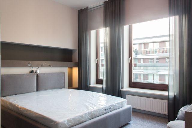 Luksusowe mieszkanie trzypokojowe na wynajem Warszawa, Śródmieście, Powiśle  88m2 Foto 8