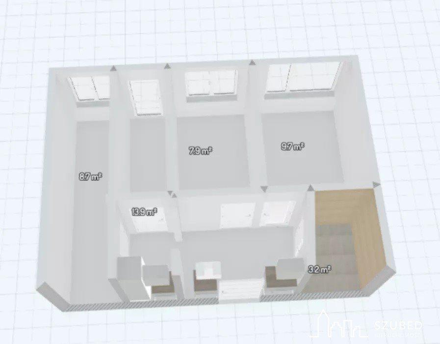 Mieszkanie czteropokojowe  na sprzedaż Poznań  50m2 Foto 1