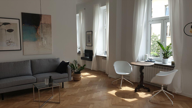 Mieszkanie dwupokojowe na sprzedaż Warszawa, Śródmieście, Wilcza  56m2 Foto 1