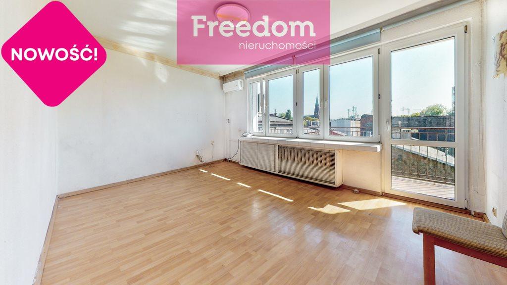 Mieszkanie dwupokojowe na sprzedaż Siemianowice Śląskie, Centrum, św. Barbary  40m2 Foto 1
