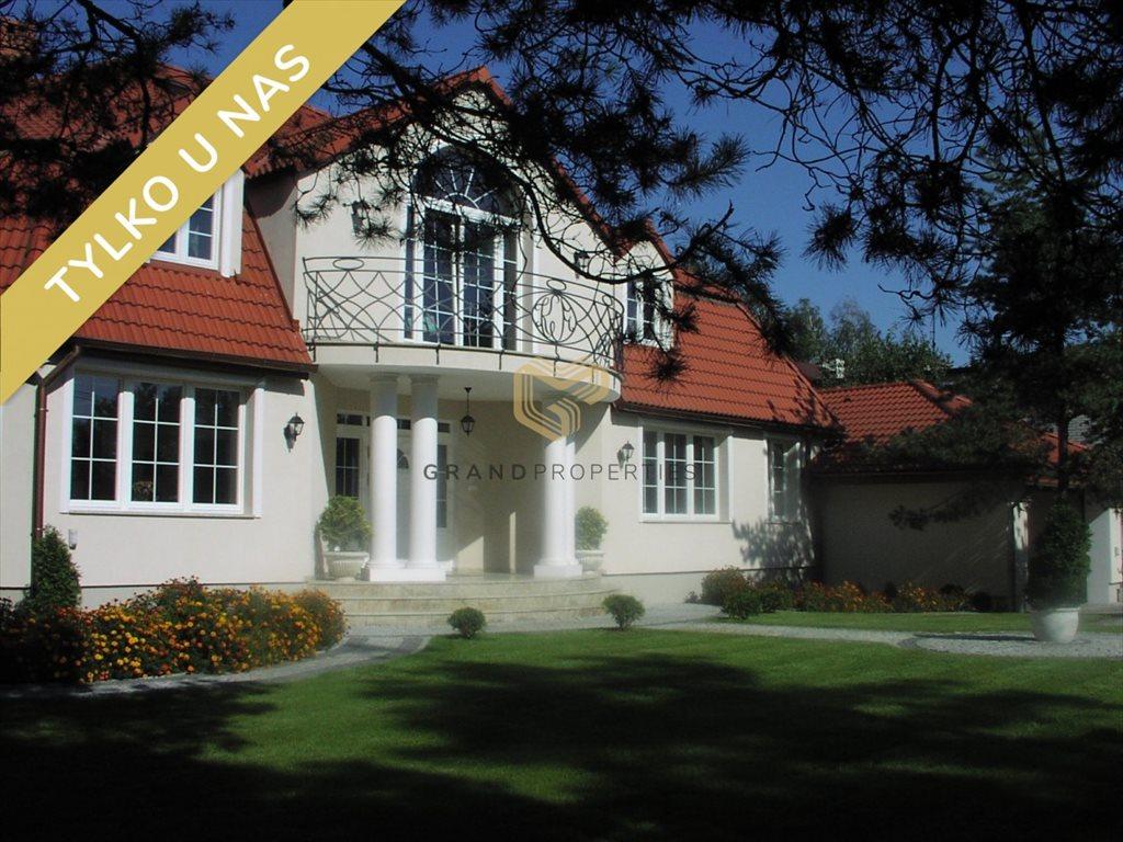 Dom na sprzedaż Konstancin-Jeziorna  650m2 Foto 1