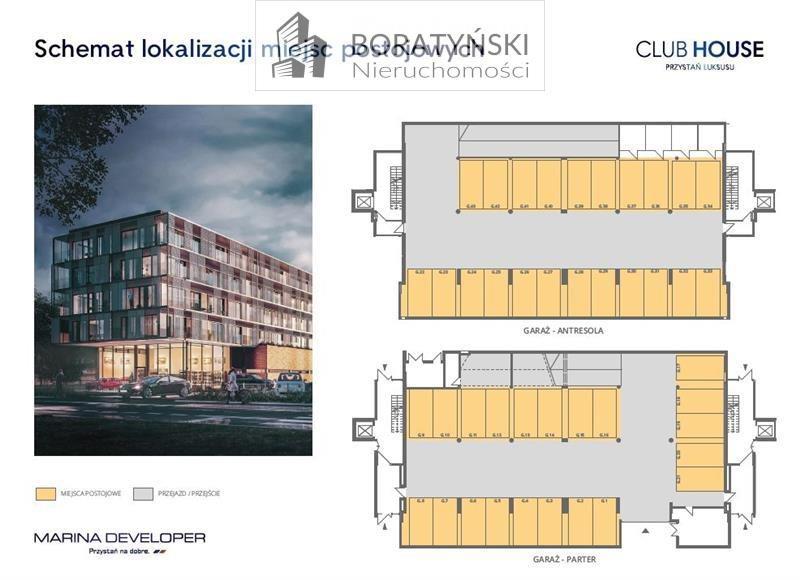 Mieszkanie trzypokojowe na sprzedaż Szczecin, Dąbie, Dąbie, Przestrzenna  60m2 Foto 6